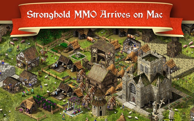Stronghold Crusader (free version) download for Mac OS X