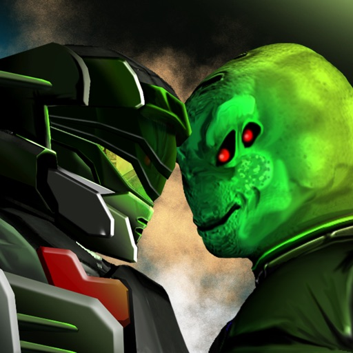 Awakening Aliens - 3D Alien Resurgence Shooter icon