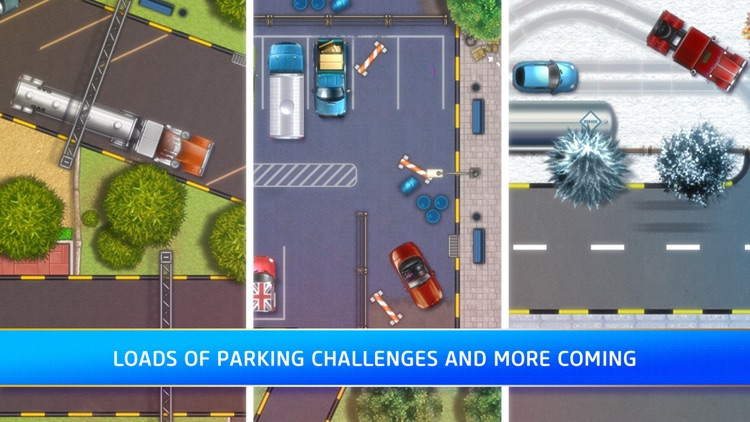 Parking Mania screenshot-3