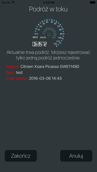 Ewidencja Pojazdów screenshot two