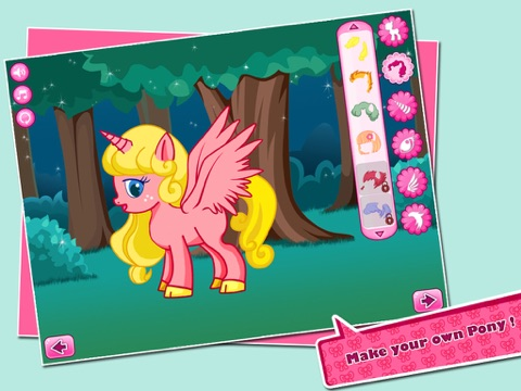 Pretty Pet Pony на iPad