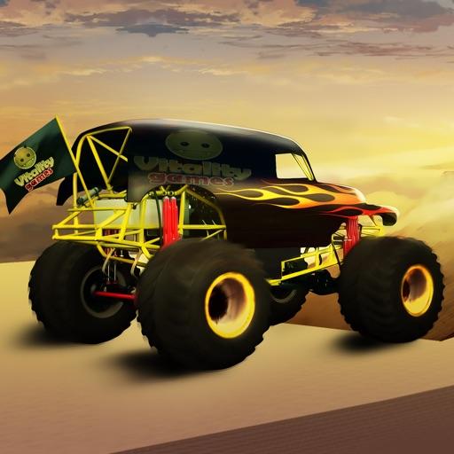 Monster Truck Superhero