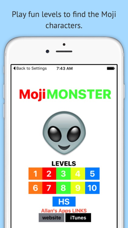 Moji MONSTERS