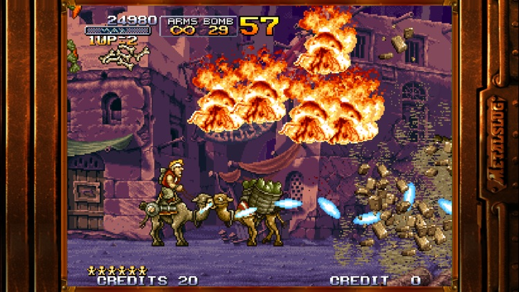 METAL SLUG X screenshot-4