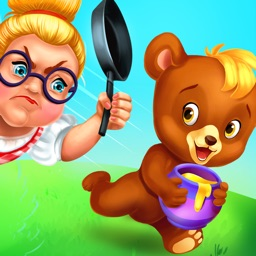 Honey Rush - Run Teddy Run