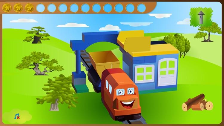 Happy Train screenshot-3