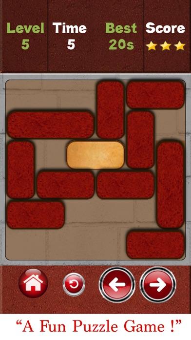 Brick Escape - Unblock Puzzle