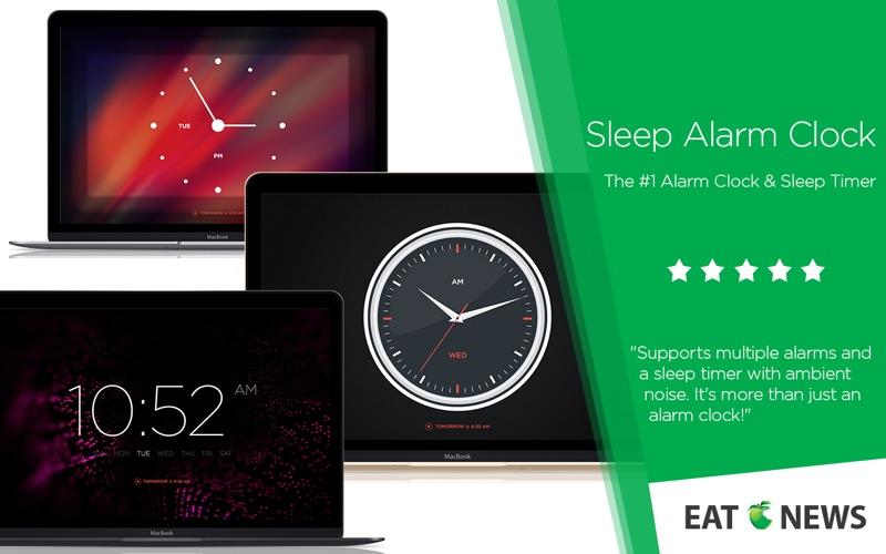 Sleep Alarm Clock Pro Screenshot