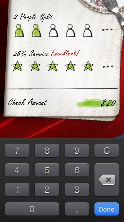 Tip Calculator Free screenshot-4