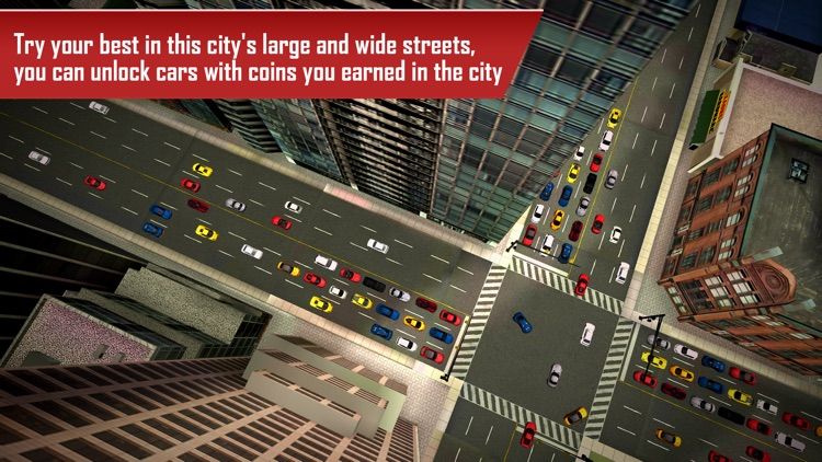 Traffic Car Driving - City
