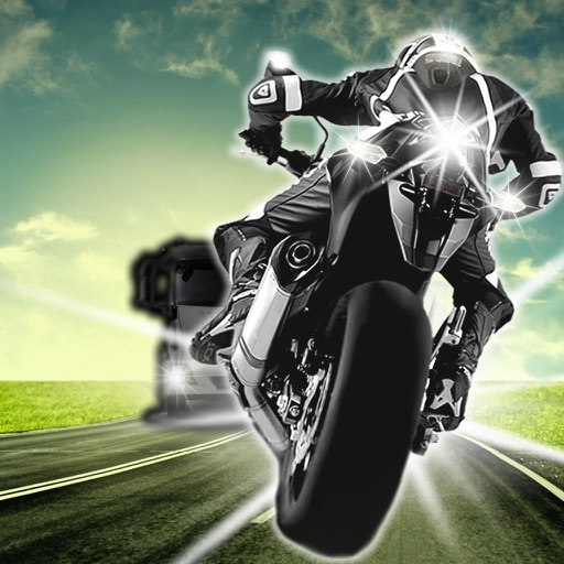 Bike Racing Rivals - Highway Motorcycle Run