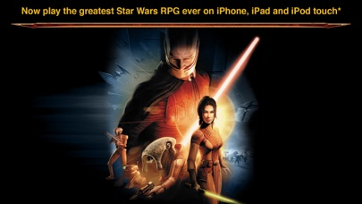 Star Wars®: Knights of the Old Republic™のスクリーンショット