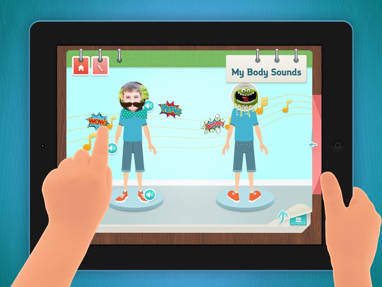 Me & My Body – Know your body, for kids and teens with special needs screenshot-3