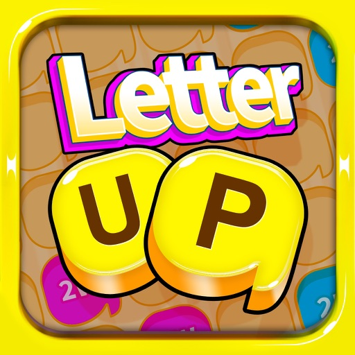 Letter UP: Live Word Game HD