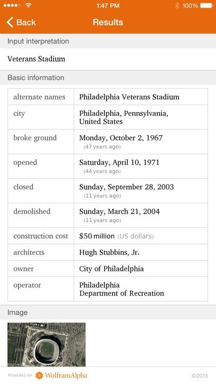 Wolfram Pro Baseball Stats Reference App screenshot-4