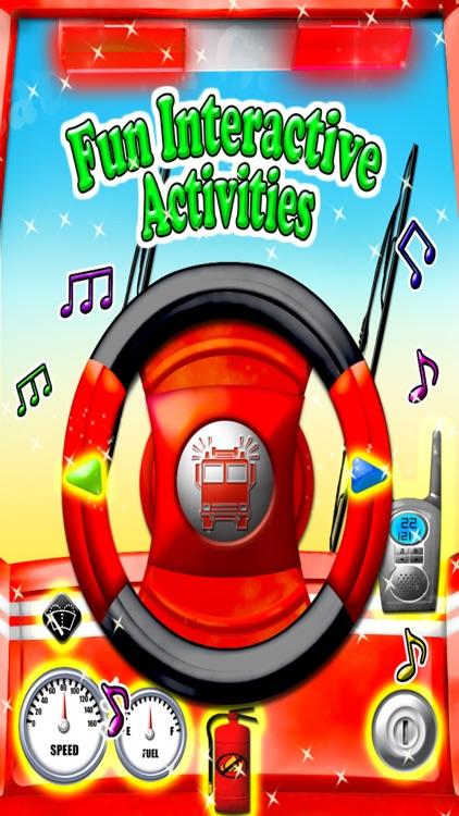 Kids Steering Wheels - Interactive Virtual Toy HD screenshot-3