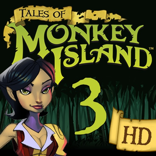 Monkey Island Tales 3 HD