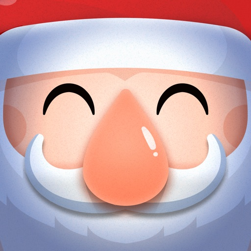Swipe Santa Out! iOS App