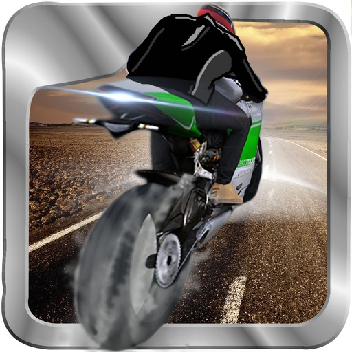 Mountain Fre Motorbike - Traffic Game Rider