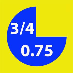 Decimal To Fraction Converter app