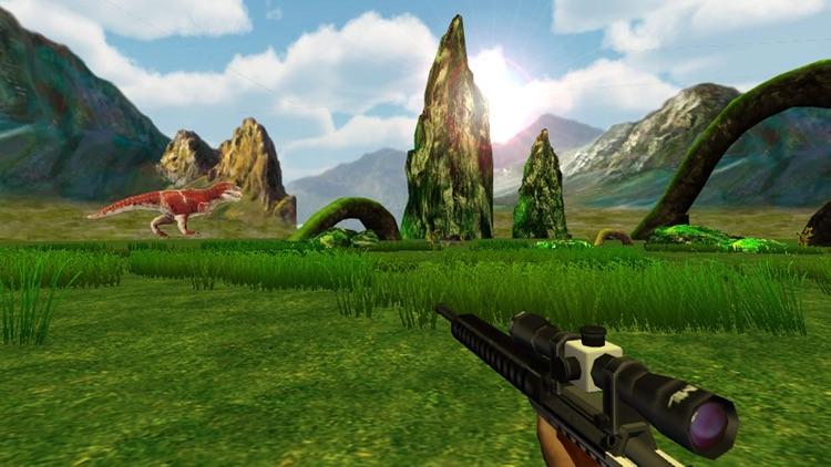 Safari Dino Shooting screenshot-3