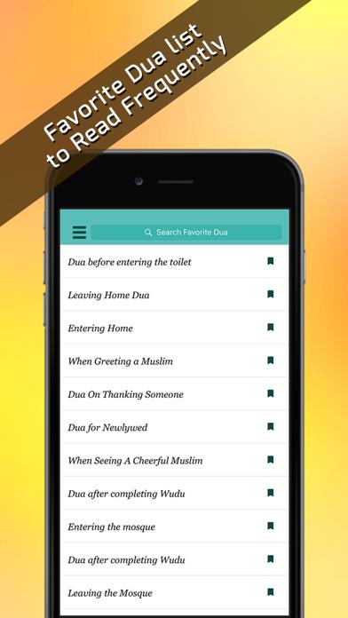 Islamic dua – Daily Duas ,Tasbeeh, 40 Rabbana, Azkar from Holy Quran and Hadith screenshot four