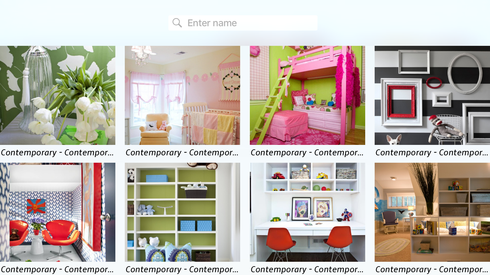 Kids Rooms Info screenshot 16