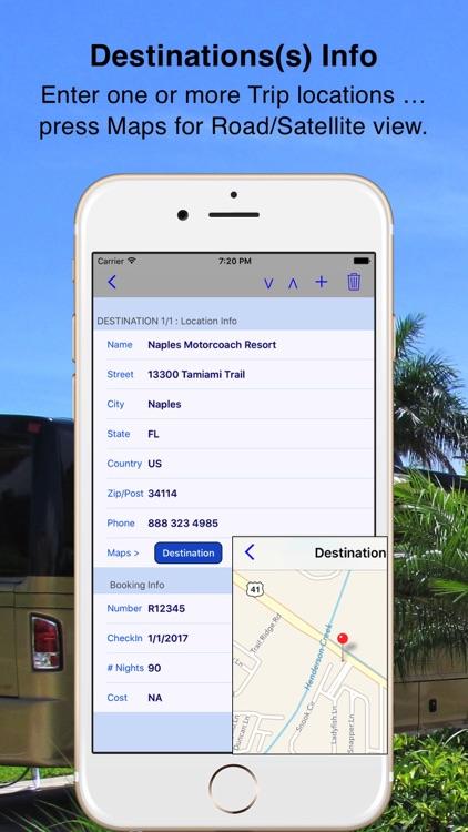RV Checklist screenshot-3