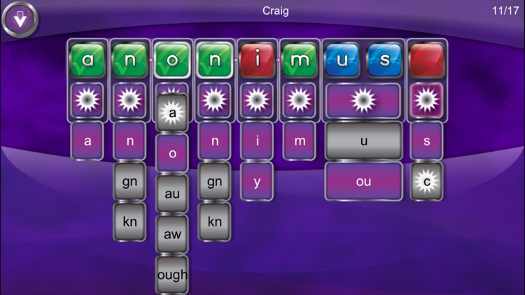 Simplex Spelling Phonics 3 screenshot-1