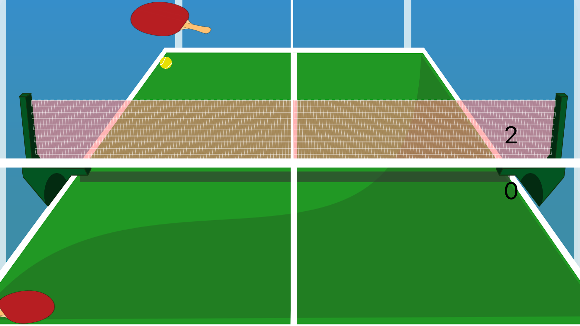 Table Tennis MultiPlayer screenshot 10