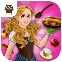 Princess Kitchen - Royal Palace Dinner Party & Dress Up