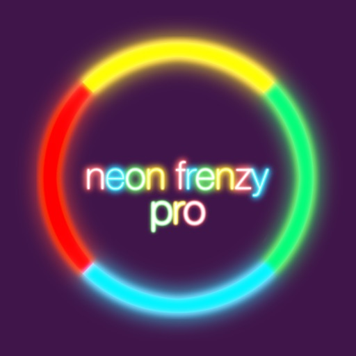 Color Switch Neon Frenzy Pro