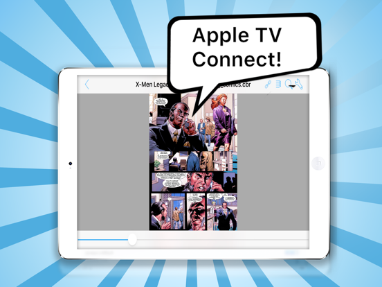 Comic Book Reader - Comic Reader + PDF Viewerのおすすめ画像2