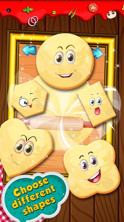 Pizza Fever-Free fun cooking game for kids & girls screenshot-4