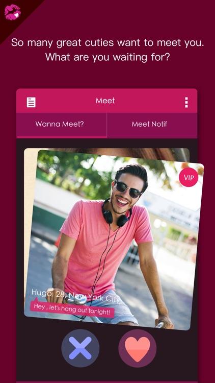 EasyMeet- Chat, Flirt, Date