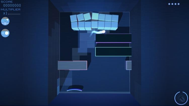 Grey Cubes: Unique 3D Brick Breaker screenshot-0