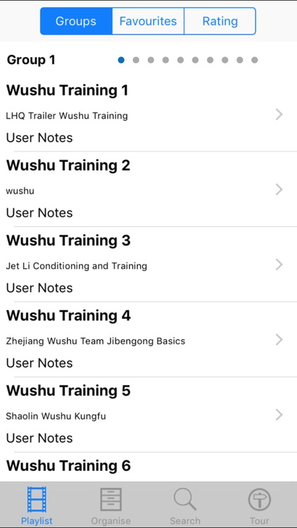 Wushu Training screenshot-1