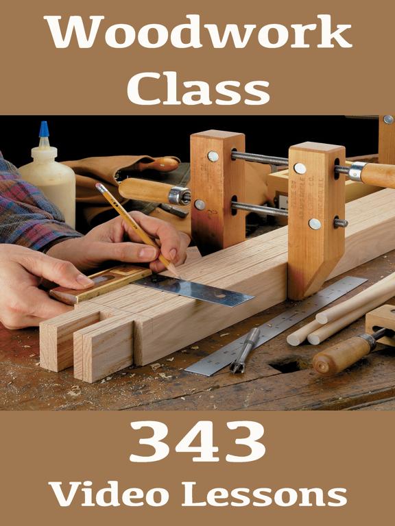 Woodwork Class App Price Drops