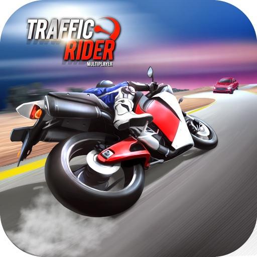 Traffic Rider : Multiplayer icon