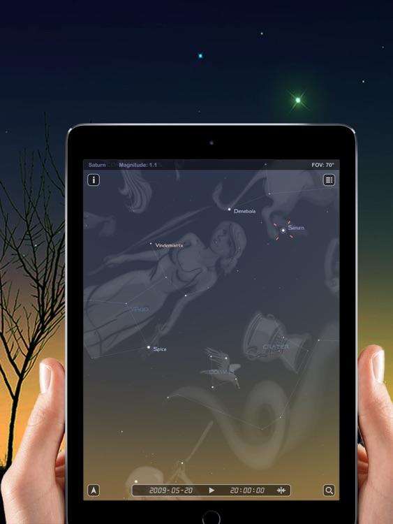 Star Rover HD - Stargazing and Night Sky Watching screenshot-0