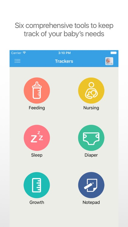 WebMD Baby: Feeding, Diaper, and Sleep Tracker