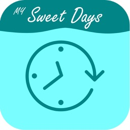 My Sweet Days - Countdown Timer