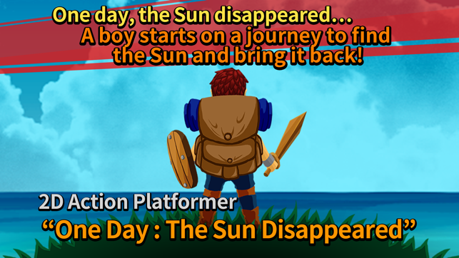 ‎One Day : The Sun Disappeared Screenshot
