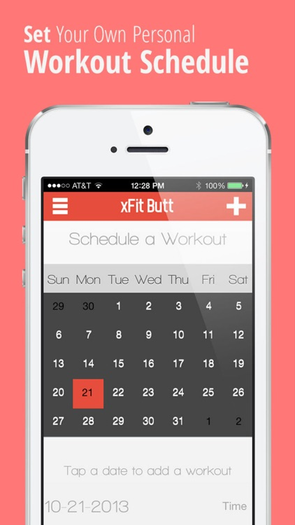 xFit Butt – Daily Personal Workout Trainer for Sexy Buns of Steel screenshot-3