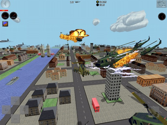 RC Helicopter 3D Screenshot