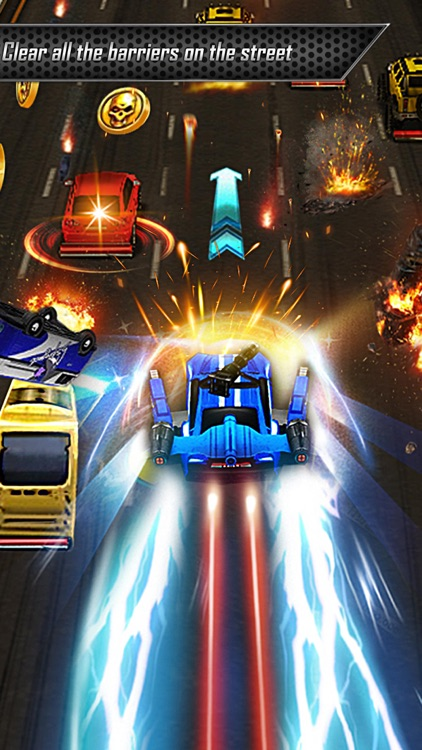 Death Race : Road Killer screenshot-2