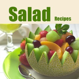 250 Salad Recipes - for dieting & healthy living!