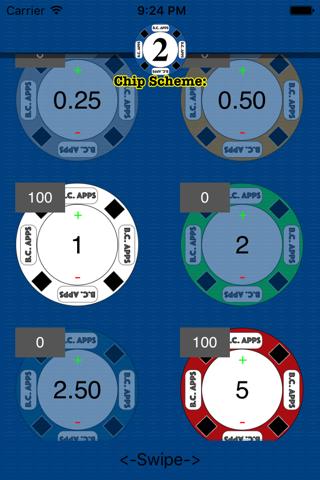 Poker Setup & Timer: Texas Hold'em screenshot 2