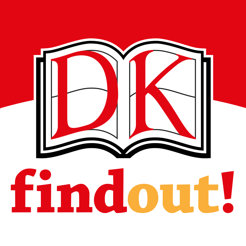 Image result for dk find out logo