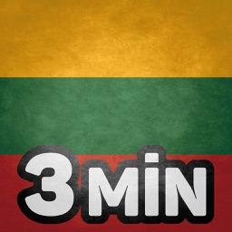 Learn Lithuanian in 3 Minutes